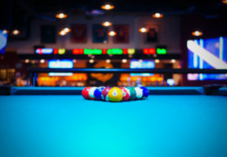 Sell a pool table in Chicago, Illinois.