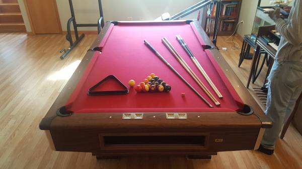 Pool Tables For Sale ChicagoSOLO Sell A Pool Table In Illinois - Sell my pool table