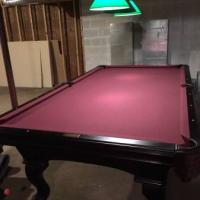 5x9 Professional Olhausen Pool Table