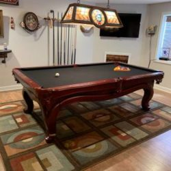 United Billiards Pool Table