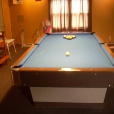 Pool Table AE Schmidt