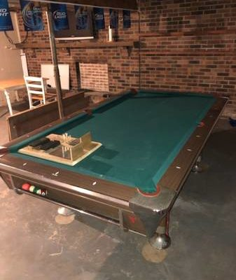 Pool Table Great Condition
