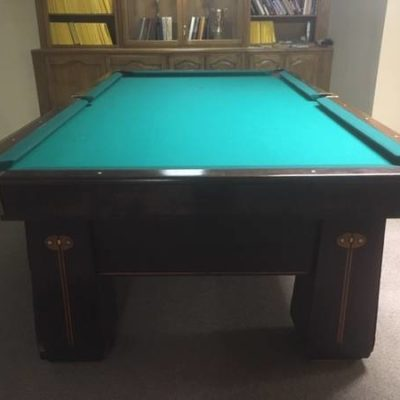 Beautiful Pool Table (SOLD)