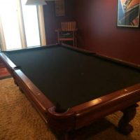 Brunswick Pool Table and Accessories