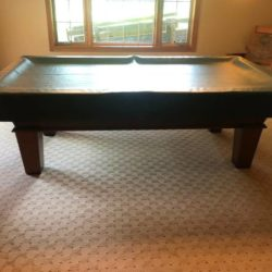 VIRGINIAN Pool Table