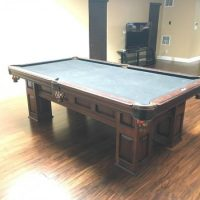 American Heritage Britton Pool Table-SOLD