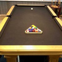 Craftsmaster Pool Table with Pingpong Table Top