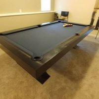 Pool Table Plank and Hide