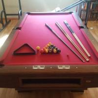 Pool Table Billiard Table