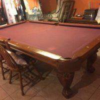 Victoria Pool Table