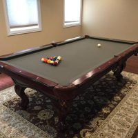 Pool Table by Gladys