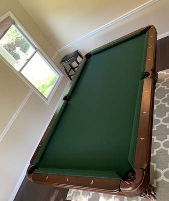Legacy Radley Black Cherry 7' Billiard Pool Table
