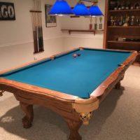Pristine Pool Table