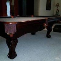 Beautiful Billiard Table