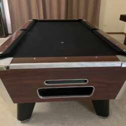 Valley Cougar 7.5' Coin Operated Pool Table